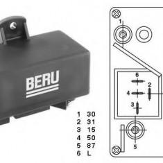 Unitate de control, bujii incandescente ALFA ROMEO 90 2.4 TD - BERU GR066 - ECU auto
