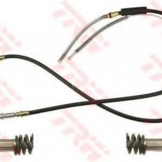 Cablu, frana de parcare FORD TRANSIT bus 2.5 D - TRW GCH1193
