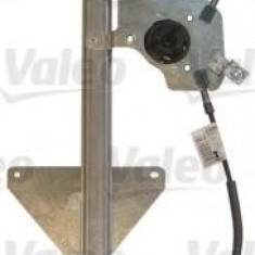 Mecanism actionare geam CITROËN BERLINGO caroserie 1.6 HDi 90 - VALEO 850933 - Macara geam