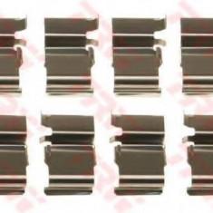 Set accesorii, placute frana TOYOTA LAND CRUISER - BUNDERA (PZJ7_, KZJ7_, HZJ7_, BJ7_, LJ7_, RJ7 3.0 TD - TRW PFK439
