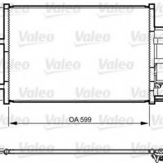 Condensator, climatizare MAZDA 3 1.6 - VALEO 814216 - Radiator aer conditionat