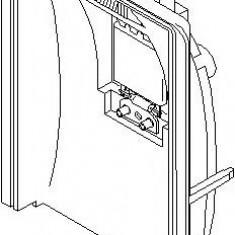 Rezistor, ventilator habitaclu AUDI A3 1.6 - TOPRAN 112 195 - Motor Ventilator Incalzire