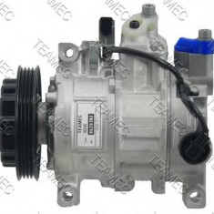 Compresor, climatizare AUDI A6 limuzina 2.5 TDI - TEAMEC 8629702 - Compresoare aer conditionat auto