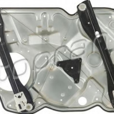 Mecanism actionare geam SKODA OCTAVIA Combi 2.0 TDI 4x4 - TOPRAN 114 650 - Macara geam