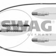 Cablu, frana de parcare PEUGEOT BOXER bus 2.0 i - SWAG 62 91 7903
