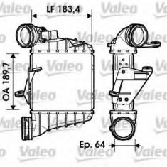 Intercooler, compresor SEAT IBIZA Mk IV 1.9 TDI - VALEO 817558 - Intercooler turbo