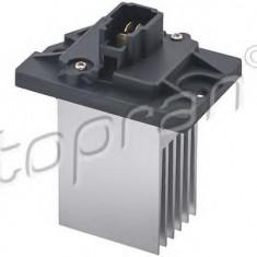 Rezistor, ventilator habitaclu KIA LOTZE 2.0 CRDi - TOPRAN 821 199 - Motor Ventilator Incalzire