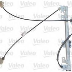 Mecanism actionare geam FORD FIESTA VI 1.25 - VALEO 850939 - Macara geam