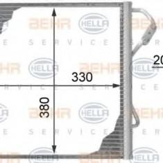 Condensator, climatizare SMART CITY-COUPE 0.6 - HELLA 8FC 351 301-271 - Radiator aer conditionat