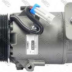 Compresor, climatizare OPEL ASTRA H 1.3 CDTI - TEAMEC 8600253 - Compresoare aer conditionat auto