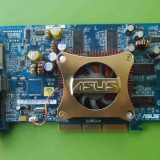 Placa Video Asus GeForce FX5700 128MB 128biti AGP - ARTEFACTE