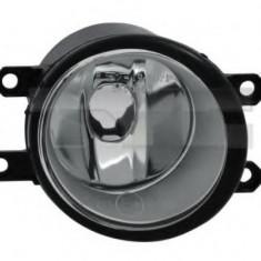 Proiector ceata LEXUS RX 350 AWD - TYC 19-5922-11-2