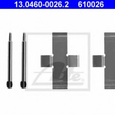 Set accesorii, placute frana MERCEDES-BENZ HECKFLOSSE 190 C - ATE 13.0460-0026.2