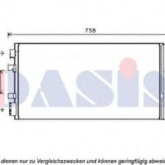 Condensator, climatizare RENAULT SCÉNIC III 1.5 dCi - AKS DASIS 182049N - Aripa auto KLOKKERHOLM