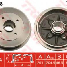 Tambur frana CITROËN ZX 1.9 TD - TRW DB4238 - Saboti frana auto