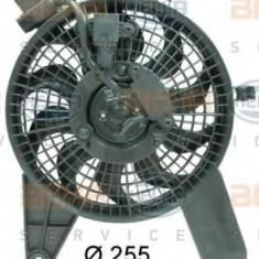 Ventilator, aer conditionat HYUNDAI TERRACAN 2.9 CRDi 4WD - HELLA 8EW 351 034-611 - Radiator aer conditionat
