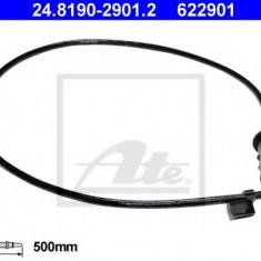 Senzor de avertizare, uzura placute de frana - ATE 24.8190-2901.2 - Senzor placute