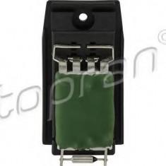 Rezistor, ventilator habitaclu FORD COUGAR 2.0 16V - TOPRAN 304 208 - Motor Ventilator Incalzire