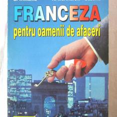 FRANCEZA PENTRU OAMENII DE AFACERI, S. Williams / N. McAndrew-Cazorla, 1997