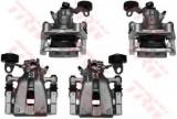Chit ax etrier OPEL ASTRA G hatchback 1.2 16V - TRW CKQ101
