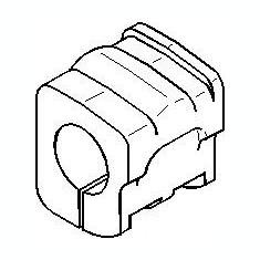 Bucsa, bara stabilizatoare VW PASSAT 1.8 - TOPRAN 103 482 - Bieleta antiruliu