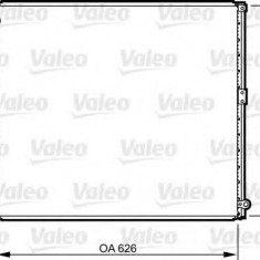 Condensator, climatizare TOYOTA LAND CRUISER PRADO 3.0 D-4D - VALEO 814203 - Radiator aer conditionat