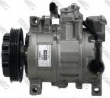 Compresor, climatizare AUDI A6 limuzina 2.5 TDI - TEAMEC 8629604