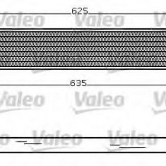 Intercooler, compresor BMW 3 Compact 320 td - VALEO 818715 - Intercooler turbo