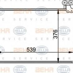 Condensator, climatizare RENAULT MEGANE Scenic 1.6 16V - HELLA 8FC 351 300-511 - Radiator aer conditionat