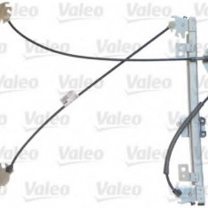 Mecanism actionare geam FORD FIESTA VI 1.25 - VALEO 850938 - Macara geam