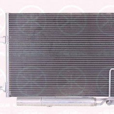 Condensator, climatizare MERCEDES-BENZ E-CLASS limuzina E 320 - KLOKKERHOLM 3528305307 - Radiator aer conditionat