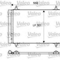 Condensator, climatizare CITROËN DS5 1.6 THP 155 - VALEO 818171 - Radiator aer conditionat