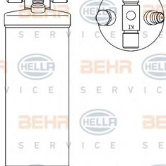 Uscator, aer conditionat DAF XF 95 FA 95.380 - HELLA 8FT 351 192-551