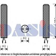 Uscator, aer conditionat DAEWOO KALOS 1.4 - AKS DASIS 800412N KLOKKERHOLM