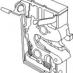 Incuietoare usa VW CARIBE I 1.1 - TOPRAN 103 433 - Incuietoare interior - exterior