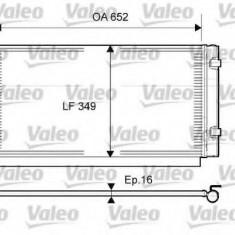 Condensator, climatizare RENAULT MEGANE III hatchback 1.5 dCi - VALEO 814094 - Radiator aer conditionat