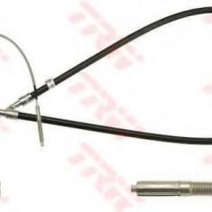 Cablu, frana de parcare VW GOLF Mk III 1.9 D - TRW GCH2324