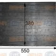 Condensator, climatizare RENAULT KANGOO 1.2 - HELLA 8FC 351 300-491 - Radiator aer conditionat