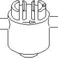 Ventil, filtru de combustibil AUDI A4 limuzina 1.9 TDI - TOPRAN 102 730