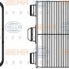 Radiator racire ulei, cutie de viteze automata BMW X5 4.4 i - HELLA 8MO 376 778-191