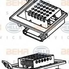 Rezistor, ventilator habitaclu MERCEDES-BENZ VIANO 3, 0 - HELLA 9ML 351 332-201 - Motor Ventilator Incalzire