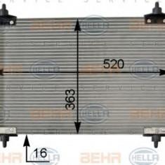 Condensator, climatizare CITROËN BERLINGO 1.4 i - HELLA 8FC 351 301-034 - Radiator aer conditionat
