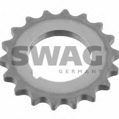 Roata dintata, arbore cotit VW POLO 1.2 12V - SWAG 32 05 0002