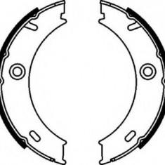 Set saboti frana, frana de mana VW LT Mk II caroserie 2.3 - FERODO FSB625 - Saboti Frana de Mana