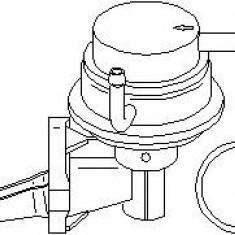 Pompa combustibil AUDI 4000 1.6 - TOPRAN 100 219