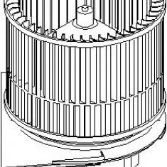 Electromotor, ventilatie interioara OPEL VECTRA B hatchback 2.0 i 16V - TOPRAN 207 331 - Motor Ventilator Incalzire