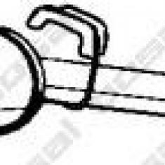 Toba esapamet intermediara OPEL CORSA A hatchback 1.4 Si - BOSAL 279-305 - Toba finala auto