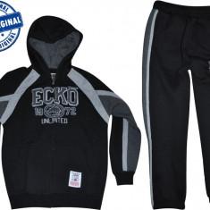 Trening copii Ecko Core - trening original - treninguri copii, Marime: S, Culoare: Negru, Unisex