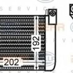 Intercooler, compresor BMW 5 limuzina 525 tds - HELLA 8ML 376 776-141 - Intercooler turbo