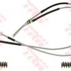 Cablu, frana de parcare FORD ESCORT '91 Courrier 1.3 - TRW GCH1939